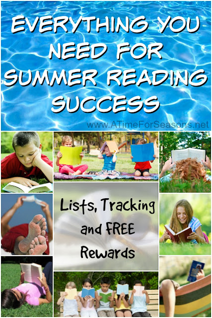 Everything You Need for Summer Reading Success