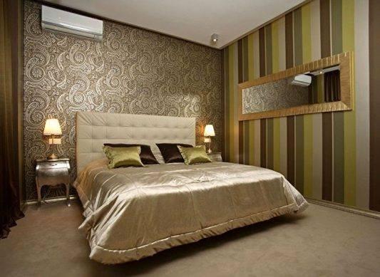 . 50 Modern wallpaper designs for bedroom walls 2019