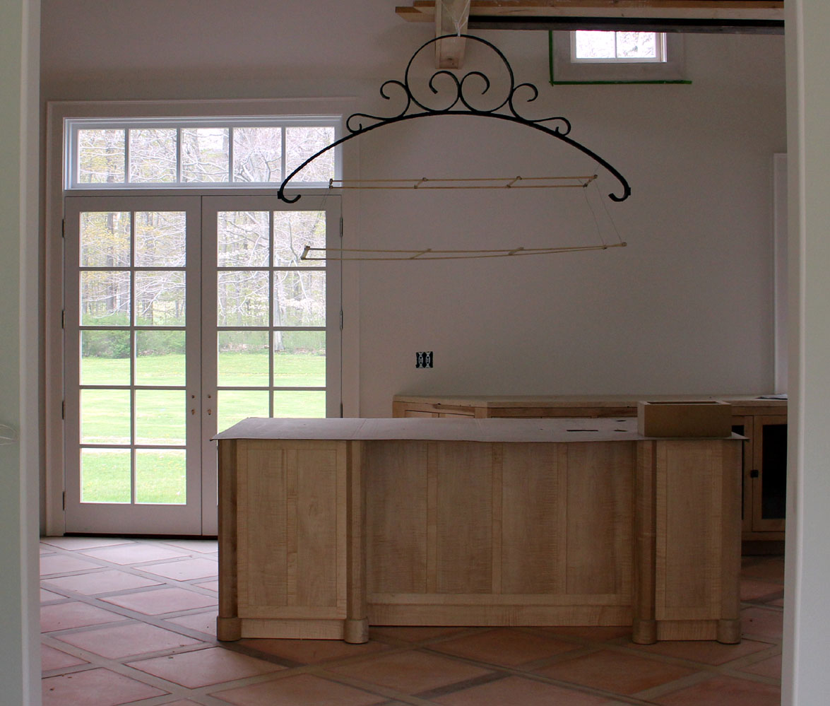 Custom Kitchen Islands: A Woodworkers Photo Journal: The