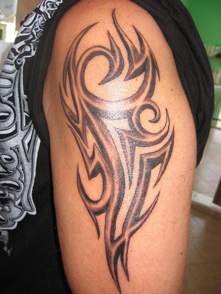 Tribal Tattoo For Arm: Trend Tattoos: Tribal Arm Tattoos For Men And Women