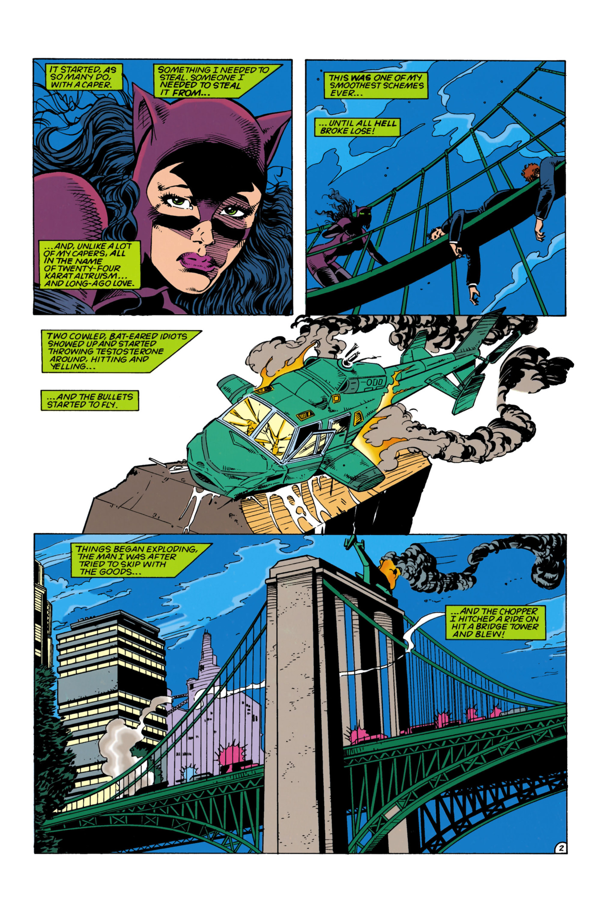 Catwoman (1993) Issue #13 #18 - English 3
