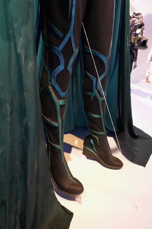 Hela costume boots Thor: Ragnarok
