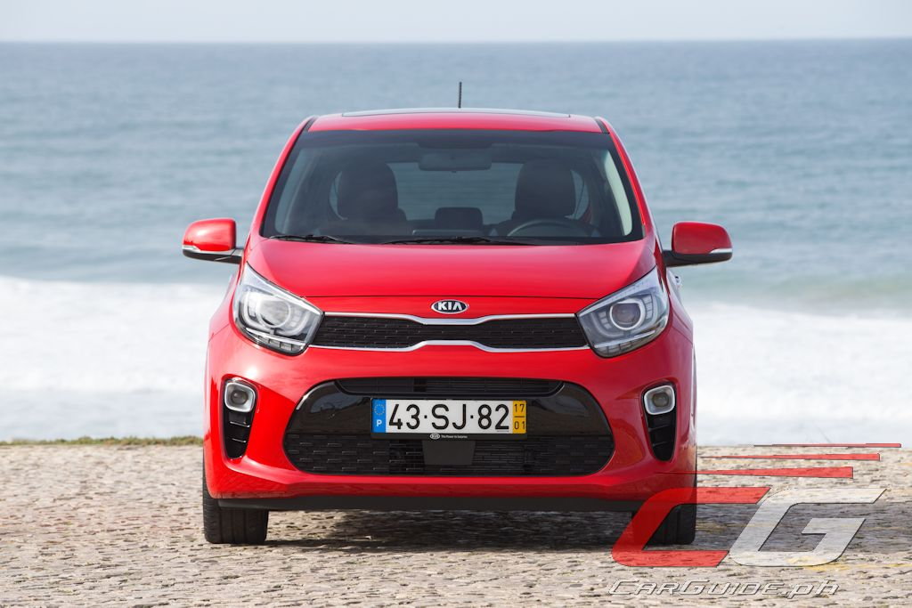 2018 Kia Picanto is Now a Turbocharged Super Mini (w/ 13 Photos