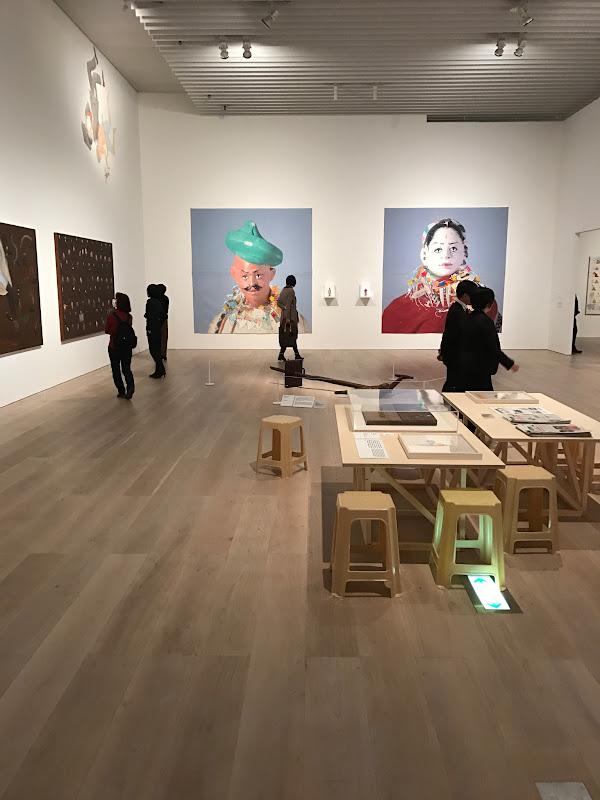 N・S・ハルシャ展:チャーミングな旅 | 森美術館 | 2017-02 【鑑賞メモ】