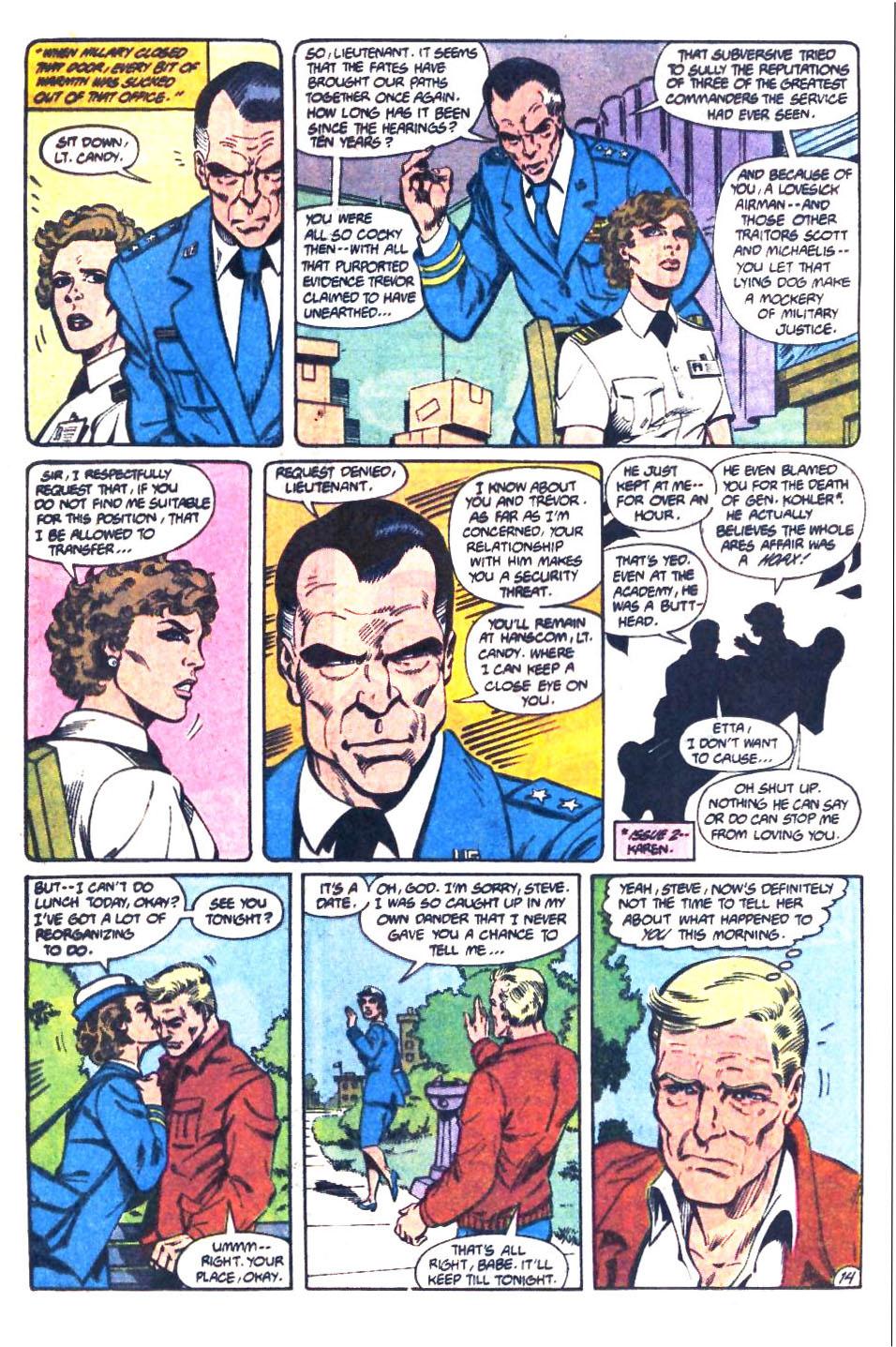 Read online Wonder Woman (1987) comic -  Issue #32 - 15