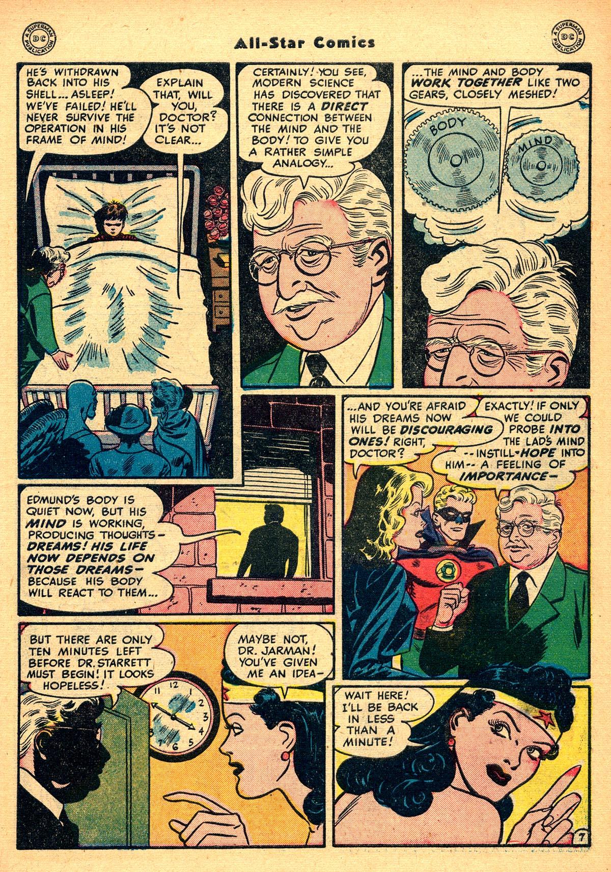 Read online All-Star Comics comic -  Issue #48 - 9