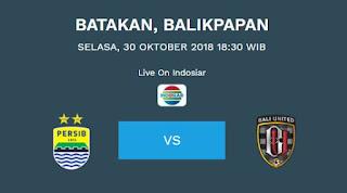 Persib Bandung vs Bali United