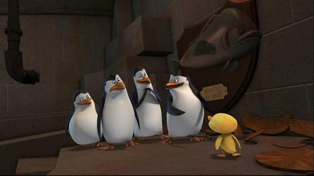 Los Pinguinos de Madagascar Operación Get Ducky DVDR NTSC Descargar Español Latino 2012