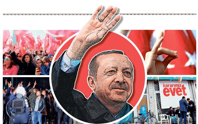 Οι Τούρκοι ψηφίζουν το τέλος της Δημοκρατίας
