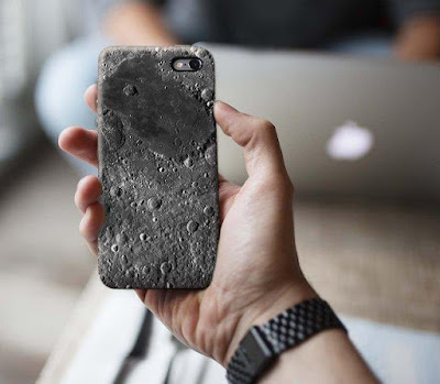 Moon Land iPhone Case