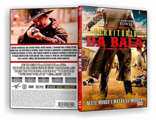DVD-R Territorio da Bala – AUTORADO