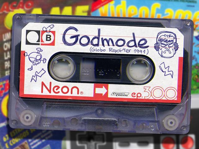 GODMODE 300 - NEON