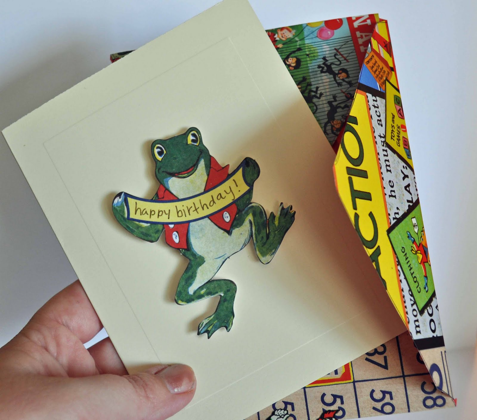 unique birthday cards and envelopes  laura k bray designs