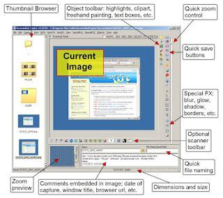 Screenshot Captor 4.27.3 Full Version