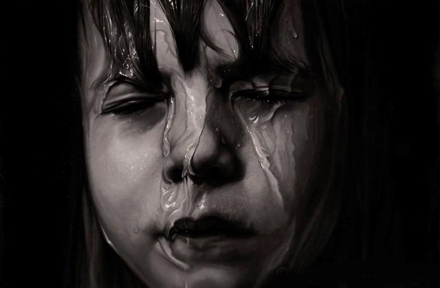 Реалистичные рисунки карандашом. Dirk Dzimirsky 19