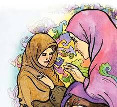 Kisah Inspiratif Gadis dan Ibunya Yang Cantik