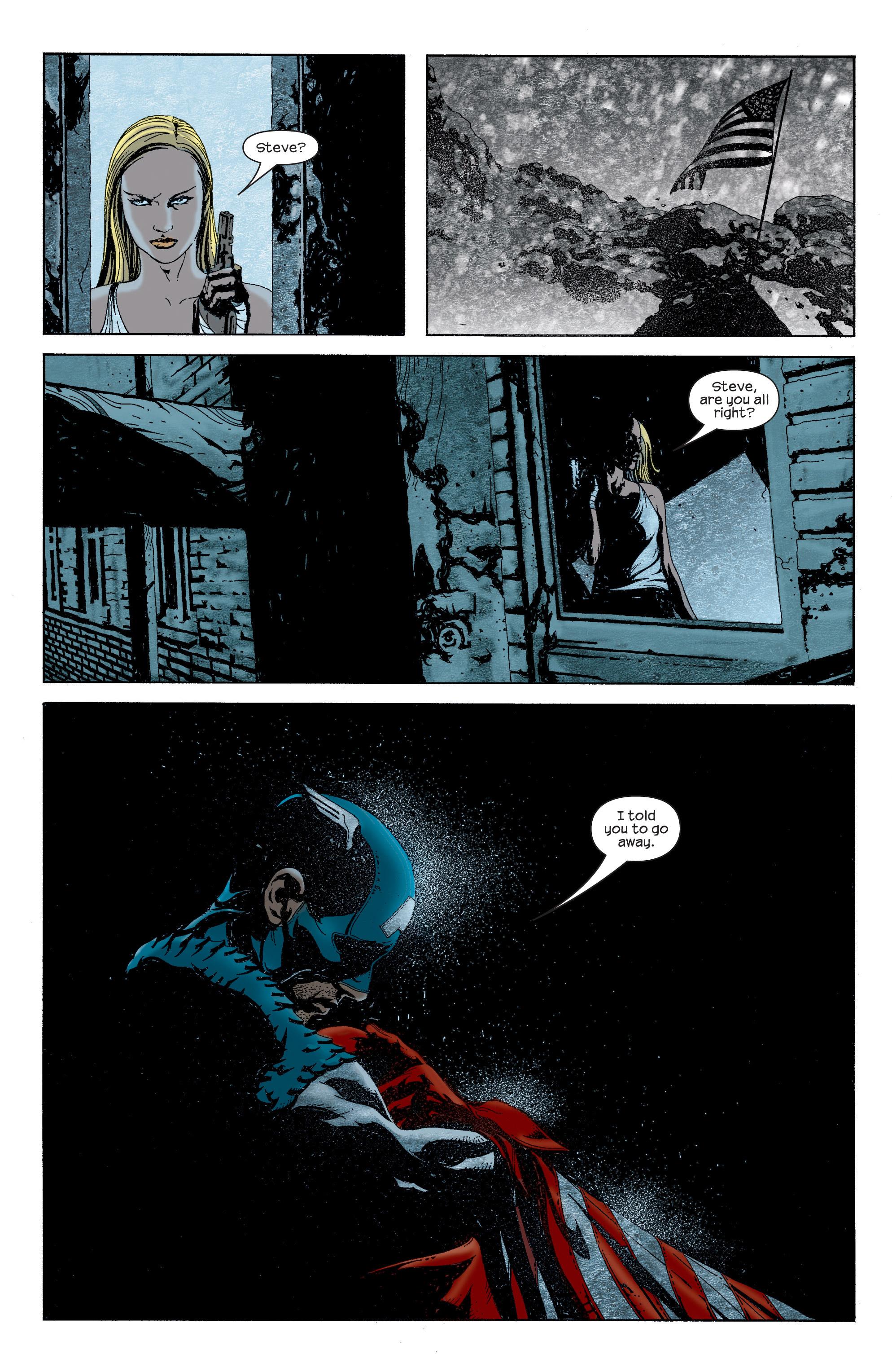 Captain America (2002) Issue #13 #14 - English 7