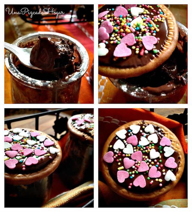 Recetas de solo 3 ingredientes: mug cake o bizcocho en taza al microondas