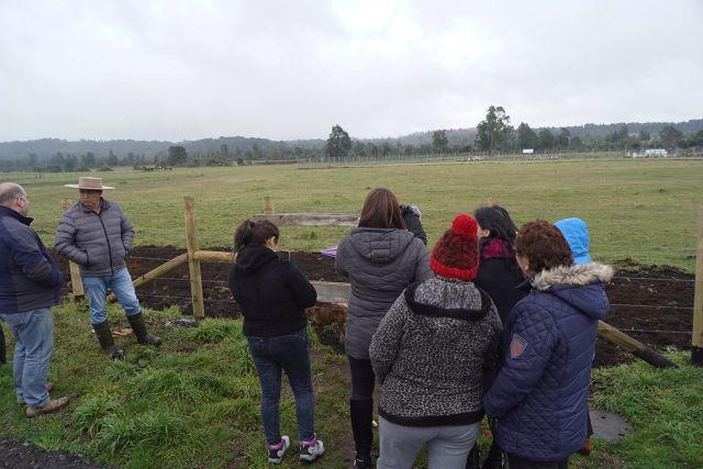 Puyehue: Municipio compra terreno para construcción de la Escuela Nuevo Porvenir