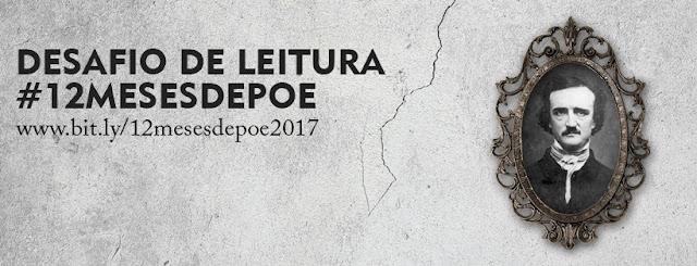 Projeto | DESAFIO DE LEITURA #12MESESDEPOE - 2017