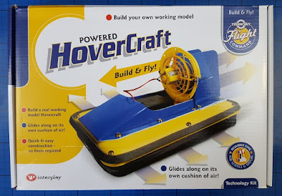 Powered Hovercraft Technokit from Interplay Review