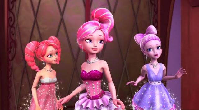 Regarder barbie et la magie de la mode 2010 films de - Barbie magie de la mode ...