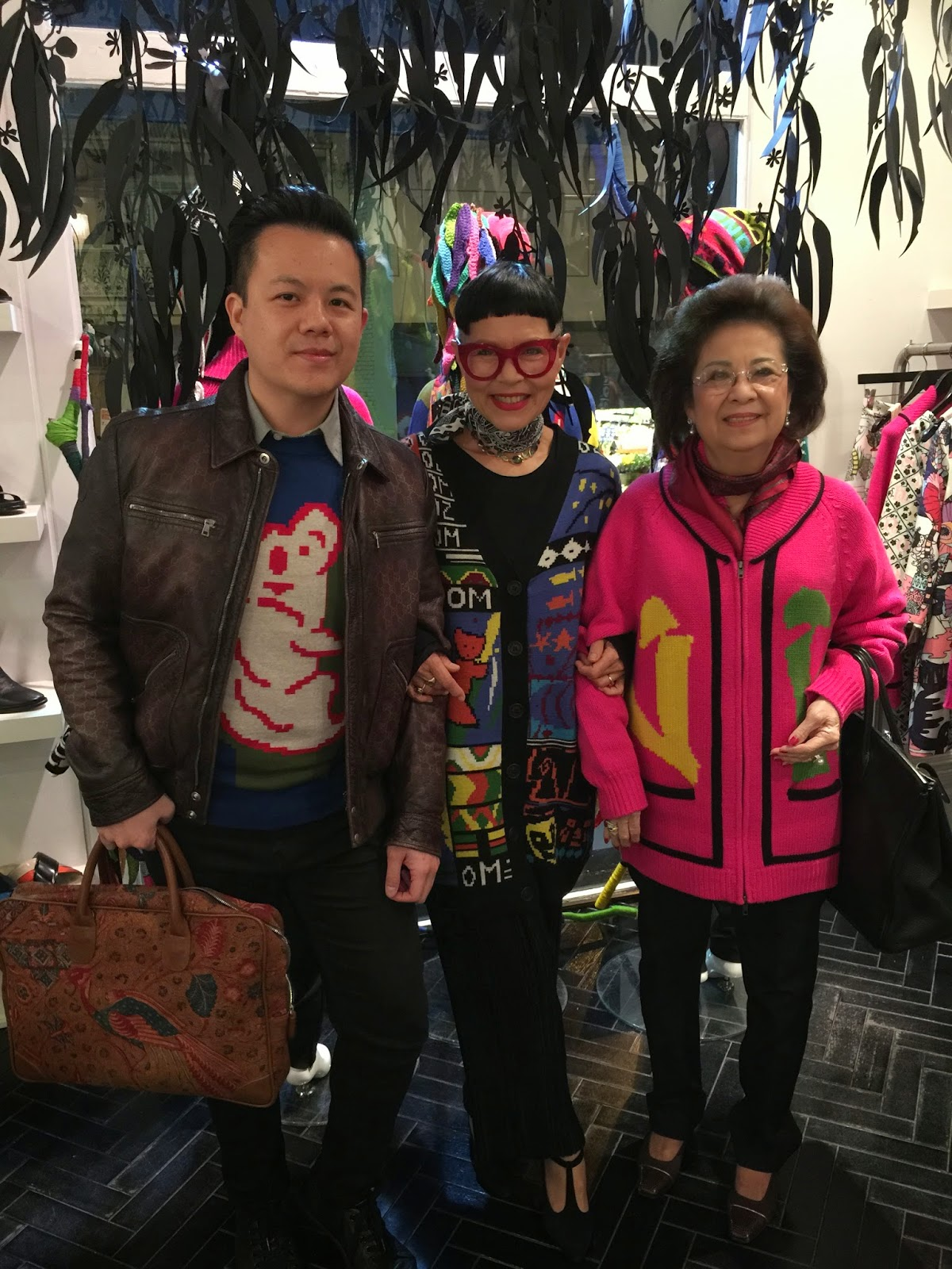 Jet S Fashion Diplomacy When Jenny Meets Henny Our Enchanting Soiree With Jenny Kee