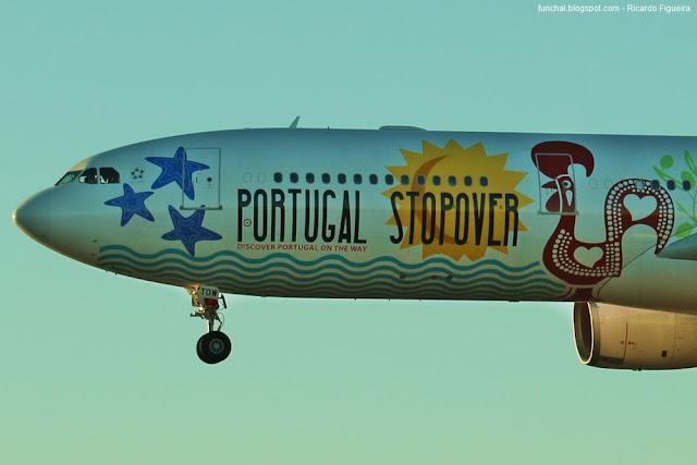 CS-TOW - LPPT - A330-300 - TAP - STOPOVER