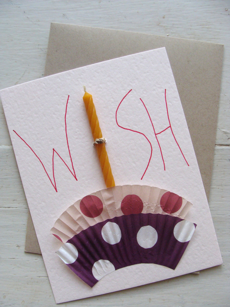 something ivory diy birthday card