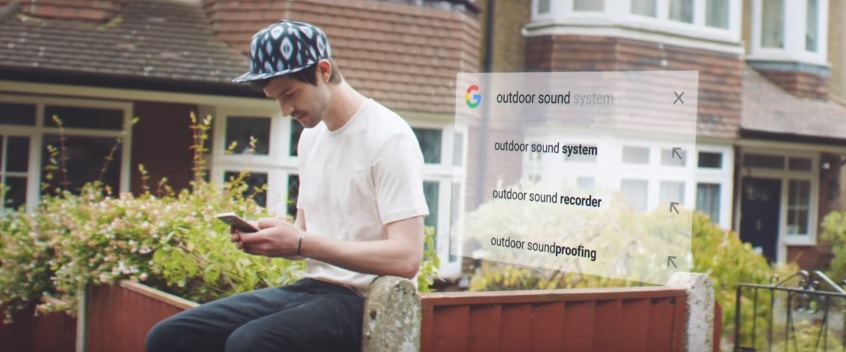 "Google and Android UK ""LeeFest"" Advert from the 'Be Together. Not the Same' Campaign"