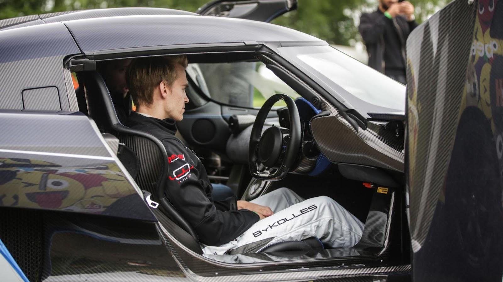 Koenigsegg One:1 đã vượt được kỷ lục cũ của mình vào cuối tuần qua