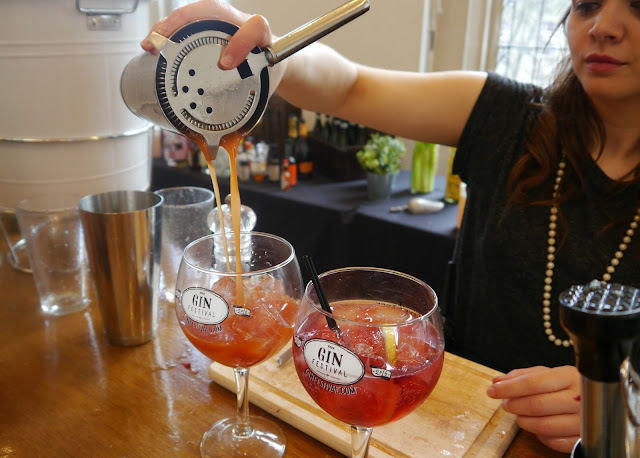 gin festival cocktail