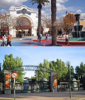 Cual parque de atracciones me recomiendan ir en verano. Parque Warner Vs el parque de atracciones de Madrid. Cual parque es mejor, el parque de atracciones de Madrid o el Parque Warner