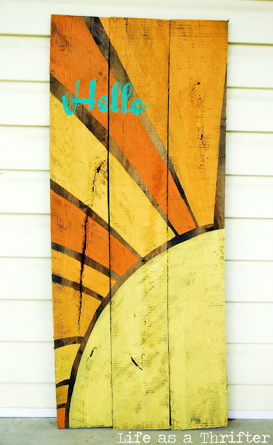Dishfunctional Designs Art From Reclaimed Wood Shipping