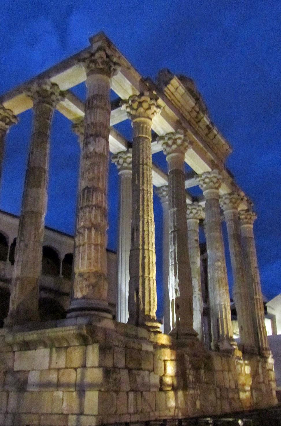 Mérida-Templo de Diana