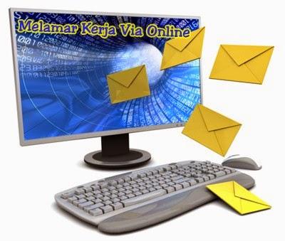 Tips Melamar Pekerjaan Online