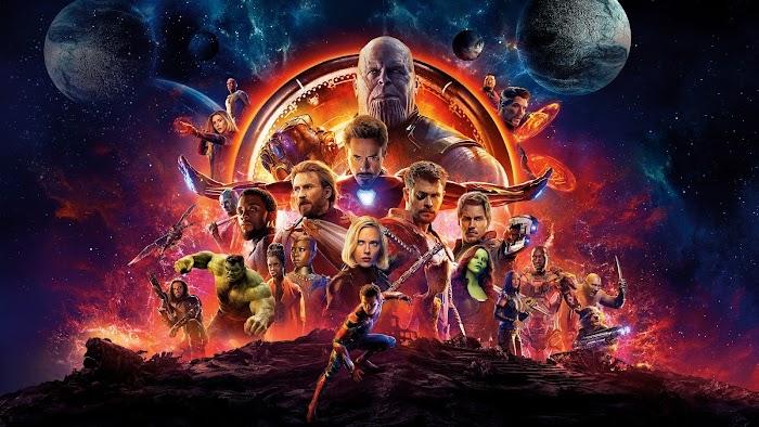 Avengers Infinity Wars HD Wallpapers