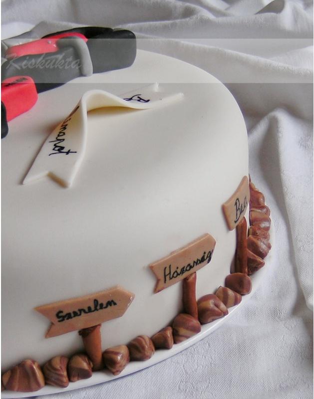 szülinapi torta ötletek férfiaknak Kiskukta torta: Torta Hondával szülinapi torta ötletek férfiaknak