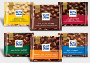 Logo Buono sconto Special Nuts di  Ritter Sport