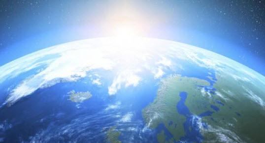 bumi planet air