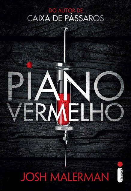 Piano vermelho Josh Malerman
