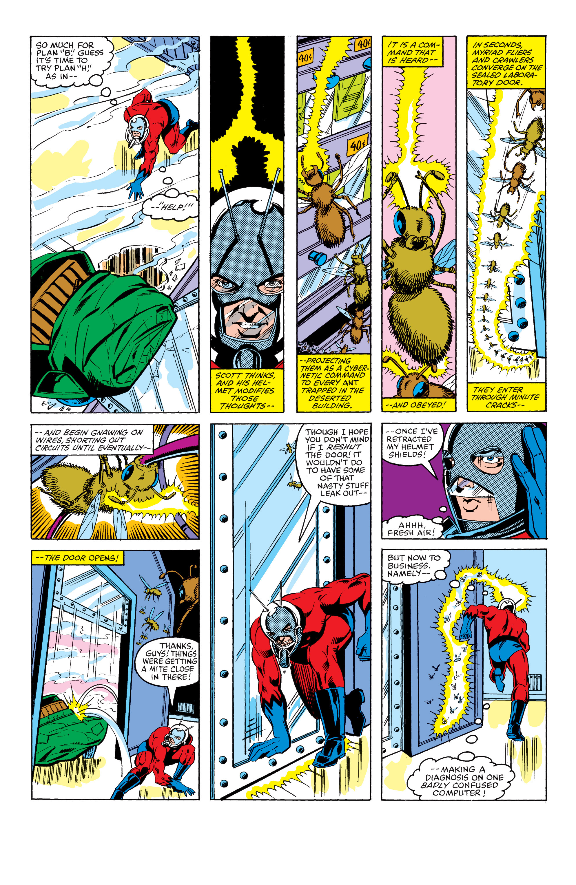 Read online Ant-Man comic -  Issue #Ant-Man _TPB - 172