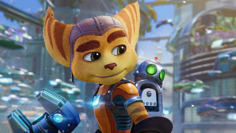 Ratchet and Clank Rift Apart, PS5, 4K, #5.2046