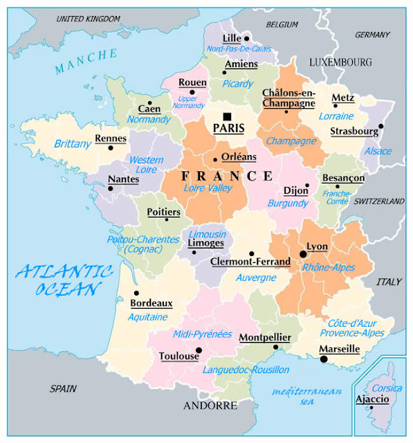 Dance To France Normandian Maihinnousu