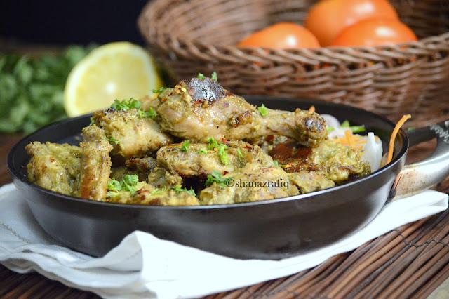 Afghani Chicken Tikka