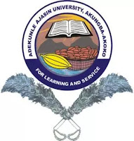 AAUA 2017/2018  1st and 2nd Semester Academic Calendar