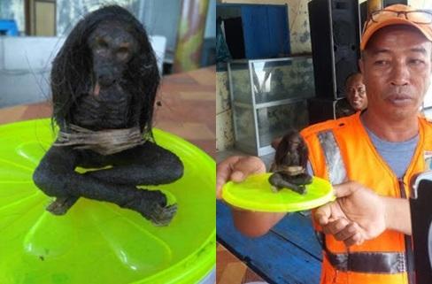 Heboh, Jenglot Ditemukan di Kepulauan Seribu