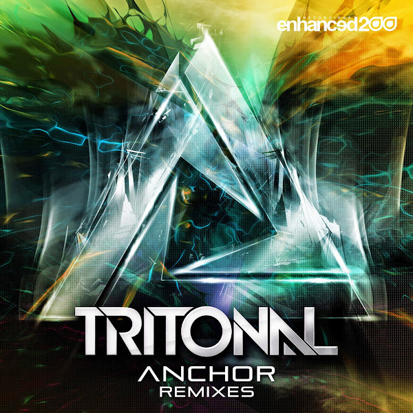 Tritonal - Anchor (Remixes) - EP  Cover
