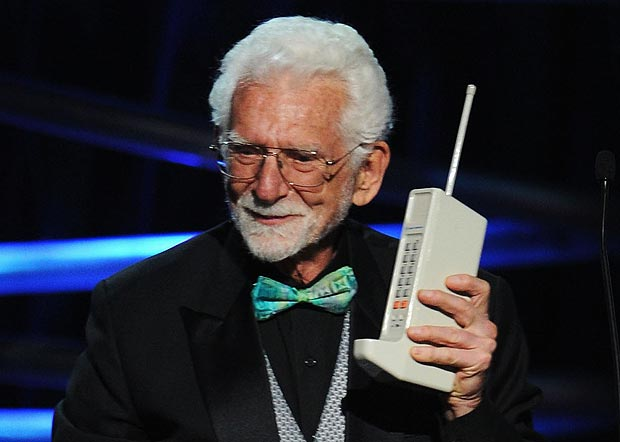 martin cooper telefone celular primeiro