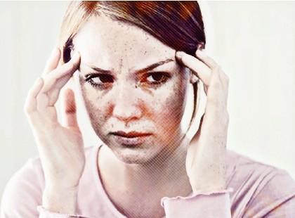 mujer migrañas